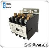 Definitiver Zweck-Kontaktgeber UL-Bescheinigung Wechselstrom-Kontaktgeber 4pole 40A 24V