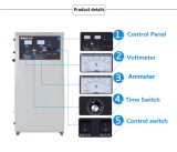 генератор озона пробки озона стекла кварца охлаждения на воздухе 15g
