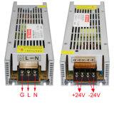 driver di 24V 10A LED per la striscia flessibile e la casella chiara