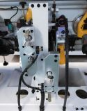 가구 생산 라인 (LT 230pH)를 위해 전 맷돌로 갈고 수평한 홈을 파기를 가진 자동적인 가장자리 밴딩 기계
