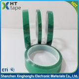 Зеленая лента любимчика для покрытия порошка и картины брызга