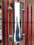 4a. Braçadeira do tricolor com condensador de refluxo em aço inoxidável de 9 buracos 304