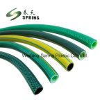 中国の製造者のファイバー編みこみの適用範囲が広いPVC庭水ホース