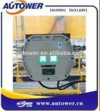 Protecteur statique de mise à la terre de véhicule pour le terminal pétrochimique de charge