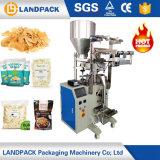 Los Chips de coco tostado automática Máquina de embalaje