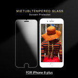 Alto vidrio Tempered ligero 2.5D de la transparencia 0.26m m para el iPhone 8 8plus