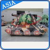 Serbatoio militare gonfiabile di Paintball, carbonili gonfiabili di Paintball per il gioco di sport