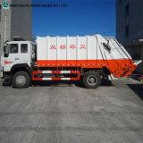 Los camiones de basura tipo compacto de la eliminación de residuos para la venta de camiones