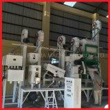 20-30 tonnes/jour Mini ligne de production de riz