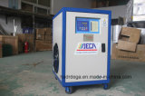 Sistema mais frio de refrigeração ar com compressor do rolo