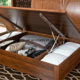 Cama de madera maciza Camas modernas (M-X2832)