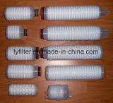Micro cartuccia di filtro pieghettata di nylon dall'acqua
