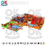 Le plastique chaud funny Vente terrain de jeux intérieur