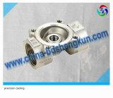 ステンレス鋼の精密投資鋳造のエンジン部分