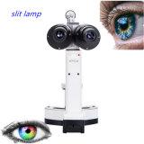 Preiswerte Preisportable-Schlitz-Lampen-neues Handschlitz-Lampen-Mikroskop mit Fall