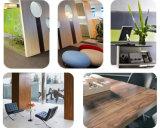 Woodgrain 또는 Solid Color/Marble Stone/Metallic Decorative HPL Formica Laminate Price