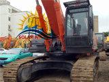 Excavatrice hydraulique utilisée de Hitachi Zx350h d'excavatrice de chenille de matériel de construction