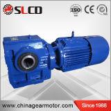 Motore elicoidale della scatola ingranaggi della vite senza fine dell'asta cilindrica della cavità di alta efficienza della serie S