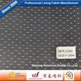 Tessuto della ratiera del poliestere di alta qualità per il rivestimento Jt242 dell'indumento