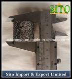 ステンレス鋼の金網のデミスターのパッド