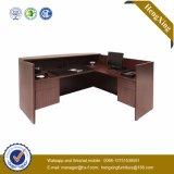 Scrivania superiore di legno del gestore di gruppo delle forniture di ufficio (HX-FCD068)