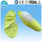 Copertura antipolvere dei pp del Overshoe del coperchio a gettare all'ingrosso poco costoso medico del calzino