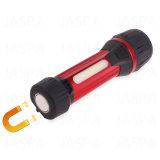 Lanterna elétrica de alumínio do diodo emissor de luz da ESPIGA (12-1Y1708)