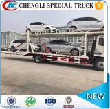 중국 Dongfeng Euro3 15ton 평상형 트레일러 구조차 플래트홈 트럭