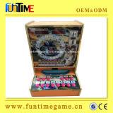 2016년 Hotest 중국 탁상용 동전에 의하여 운영하는 카지노 슬롯 게임 기계