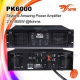3 anos de amplificador profissional inacreditável do poder superior 1800W da garantia