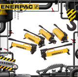 P 11-Series Ultra-High давления ручного насоса (11-100 P-2282) Оригинальный Enerpac