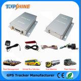 Traqueur de rail sans joint de véhicule de GPS avec la fonction puissante multi