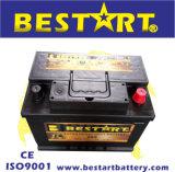 12V66ah 유지 보수가 필요 없는 트랙터 재충전용 시작 자동차 배터리 48r