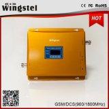 Doppelband-mobiler Signal-Verstärker G/M DCS-2g 3G mit Antenne