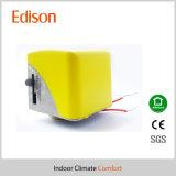 نحاس أصفر [كنترول فلف] كهربائيّة لأنّ مروحة ملفّ نظامة ([كلف])