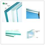 Vidrio laminado con el vidrio de la pared de cortina del edificio