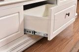 حديثة بسيطة أبيض موقد تلفزيون حامل قفص منزل أثاث لازم ([348ب])