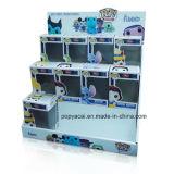 Los juguetes electrónicos encimera cartón mostrar