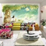 Custom Latest Fashionable Wallpaper, Design grátis de alta qualidade perfeito Wall Murals Printing