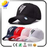 Hot Sell Cotton Flat Visor Fashion Cap Casquette de sport et casquette de baseball