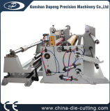 con la máquina que raja del sistema 1300 reversible el rebobinar