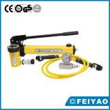 doppia comportandosi pompa a mano idraulica ultra ad alta pressione di serie alta
