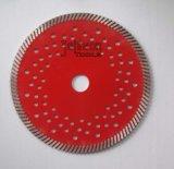 180 mm de punta de diamante circular vio la lámina para cortar hormigón