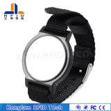 Wristband de nylon de RFID para los paquetes del aeropuerto