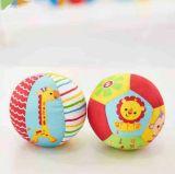 Soft Stuffed Toy Plush Baby Rattles Animal Ball