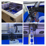 두 배 분사구 0.02mmprecision Allcct 큰 크기 산업 3D 인쇄 기계