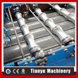 828タイプのための機械を形作る金属によって艶をかけられるタイルロール