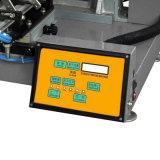 팔찌를 위한 기계를 인쇄하는 소형 회전하는 평면 화면