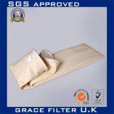 Abfallbehandlung-Kraftwerk-Luftverschmutzung-Filtertüten