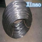 Le fil recuit noir Bgw 14 BWG 16 BWG 18 pour la reliure sur le fil